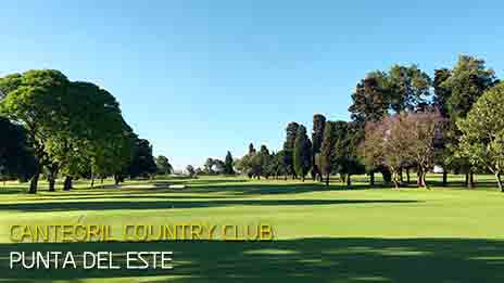 CANTEGRIL COUNTRY CLUB - GOLF UNTV